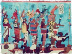 РС 169 Военные походы майя