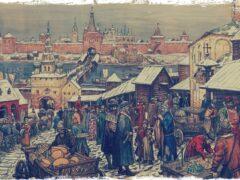 РС 267 Западноевропейские связи Новгорода