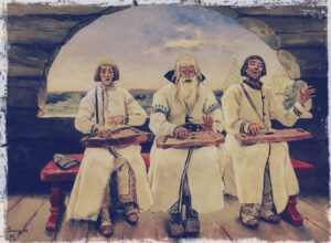 РС 114 Древнерусская музыка