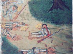 РС 160 Юкатанская война каст