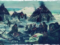 РС 239 Заселение Северной Евразии