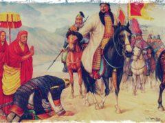 РС 271 Кочевники и всемирная история