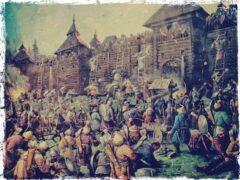 РС 282 Организация отпора монгольскому нашествию