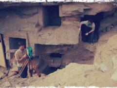 РС 73 Российские археологи в Египте