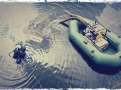 РС 306 Подводные раскопки неолитических поселений